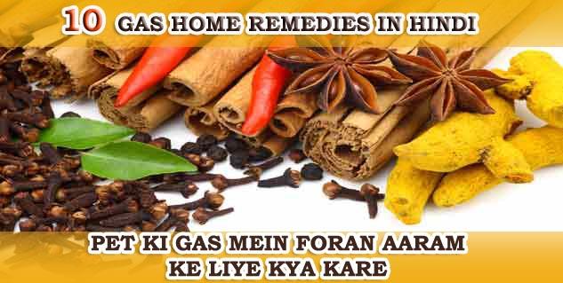 Pet Mein Gas Ka Gharelu Upchaar, Home Remedies in Hindi