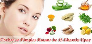 Chehre se Pimples Keel Muhase Hatane ki Home Remedies in Hindi
