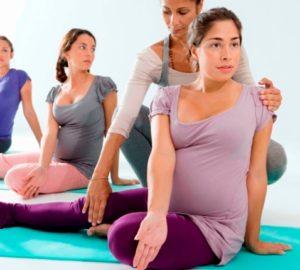 Baba Ramdev Vakrasana Yoga for Pregnant Women