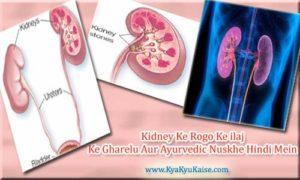 Kidney ka ilaj Ayurvedic aur gharelu nuskhe se kaise kare