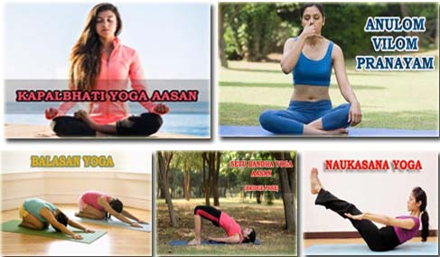 पेट कम करने के लिए योग, Ramdev Baba Yoga For Weight Loss in Hindi