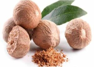 nutmeg in hindi