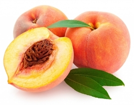 Peach in Hindi